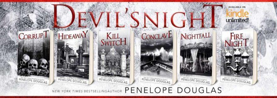 Devils Night series bonus content Penelope Douglas