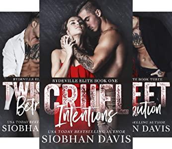 Rydeville Elite series - Sawyer book 7 - Siobhan Davis