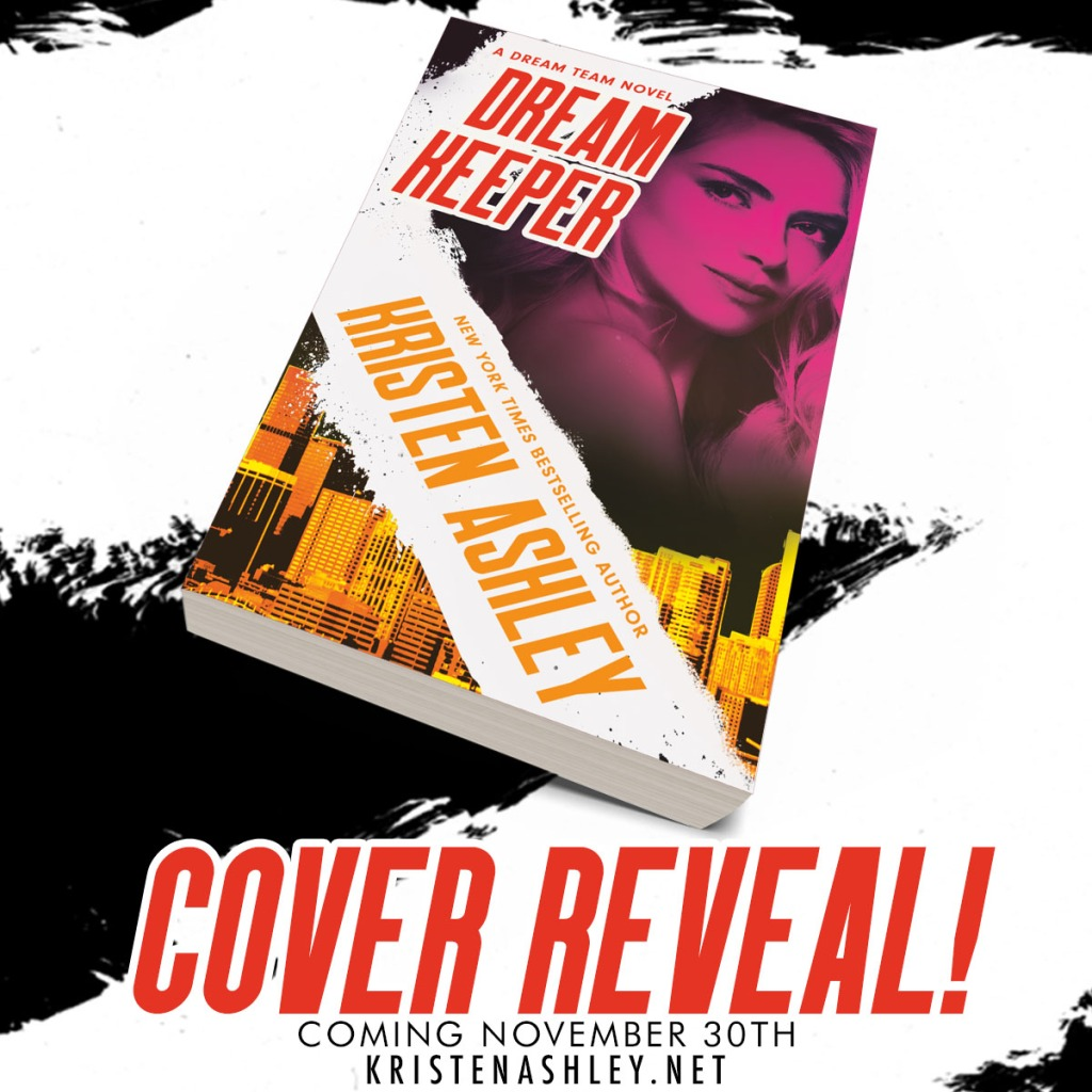 Cover Reveal: Dream Keeper by Kristen Ashley