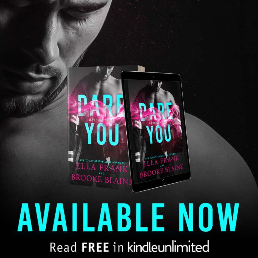 Dare You by Ella Frank and Brooke Blaine