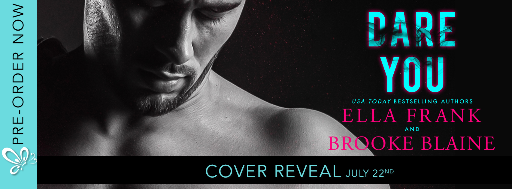 Cover Reveal: Dare You by Ella Frank + Brooke Blaine banner