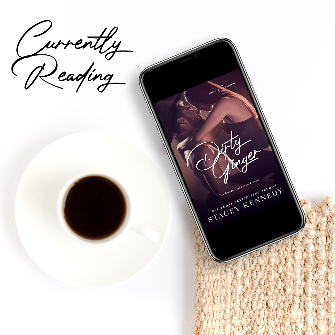 Coming Soon: Dirty Ginger by Stacey Kennedy