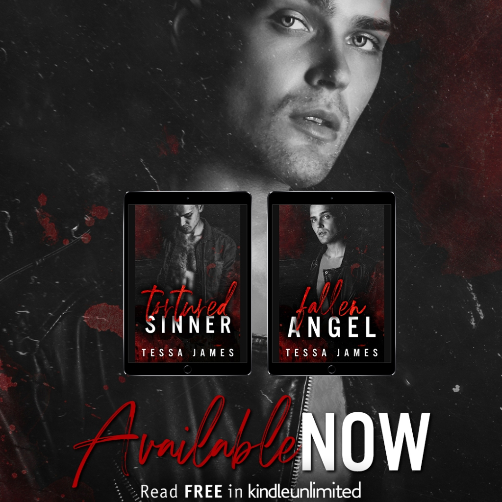 Sinners And Angels Tessa James