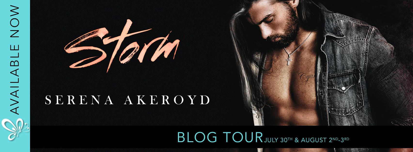 Storm by Serena Akeroyd