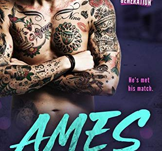 Ames: Eye Candy Ink Second Generation by Shaw Hart