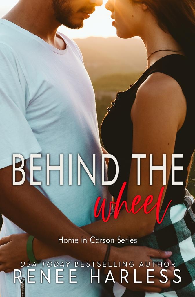 Release Blitz: Behind the Wheel by Renee Harless