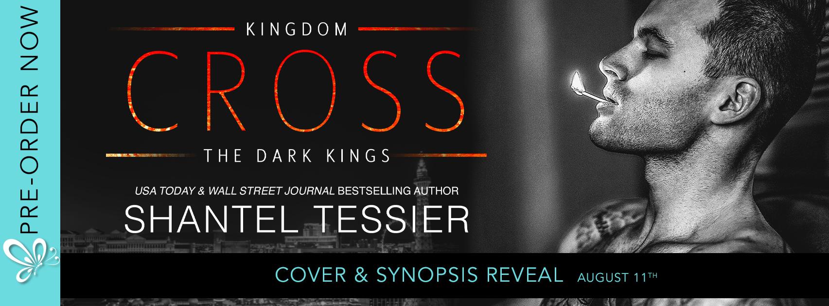 Cross by Shantel Tessier