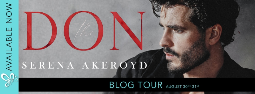 Blog Tour: The Don by Serena Akeroyd