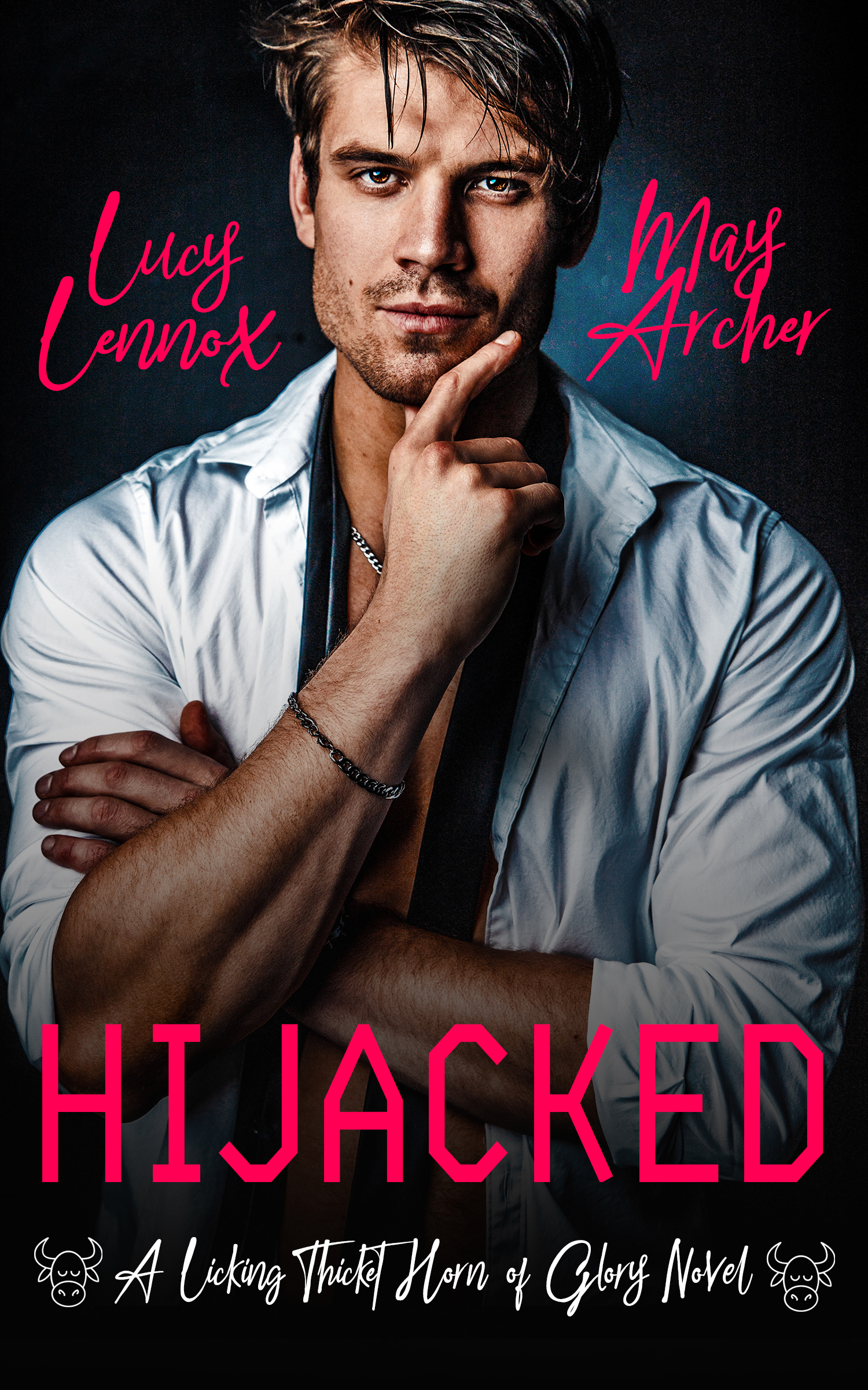 Hijacked by Lucy Lennox and May Archer