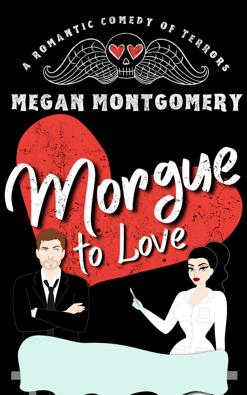 Blog Tour: Morgue To Love by Megan Montgomery