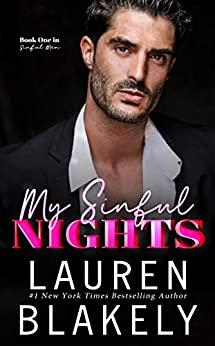 My Sinful Nights by Lauren Blakely