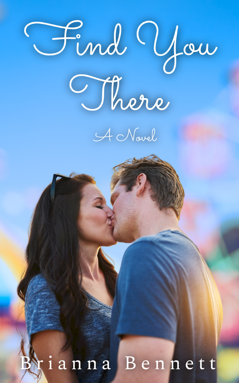 Find You There by Brianna Bennett