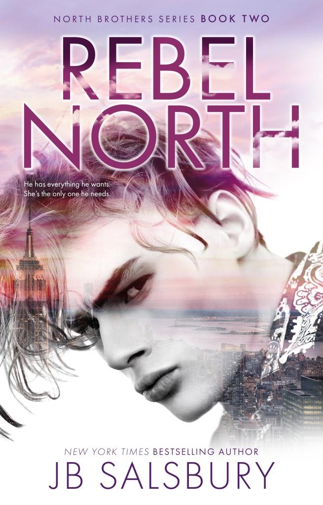 Rebel North by JB Salsbury