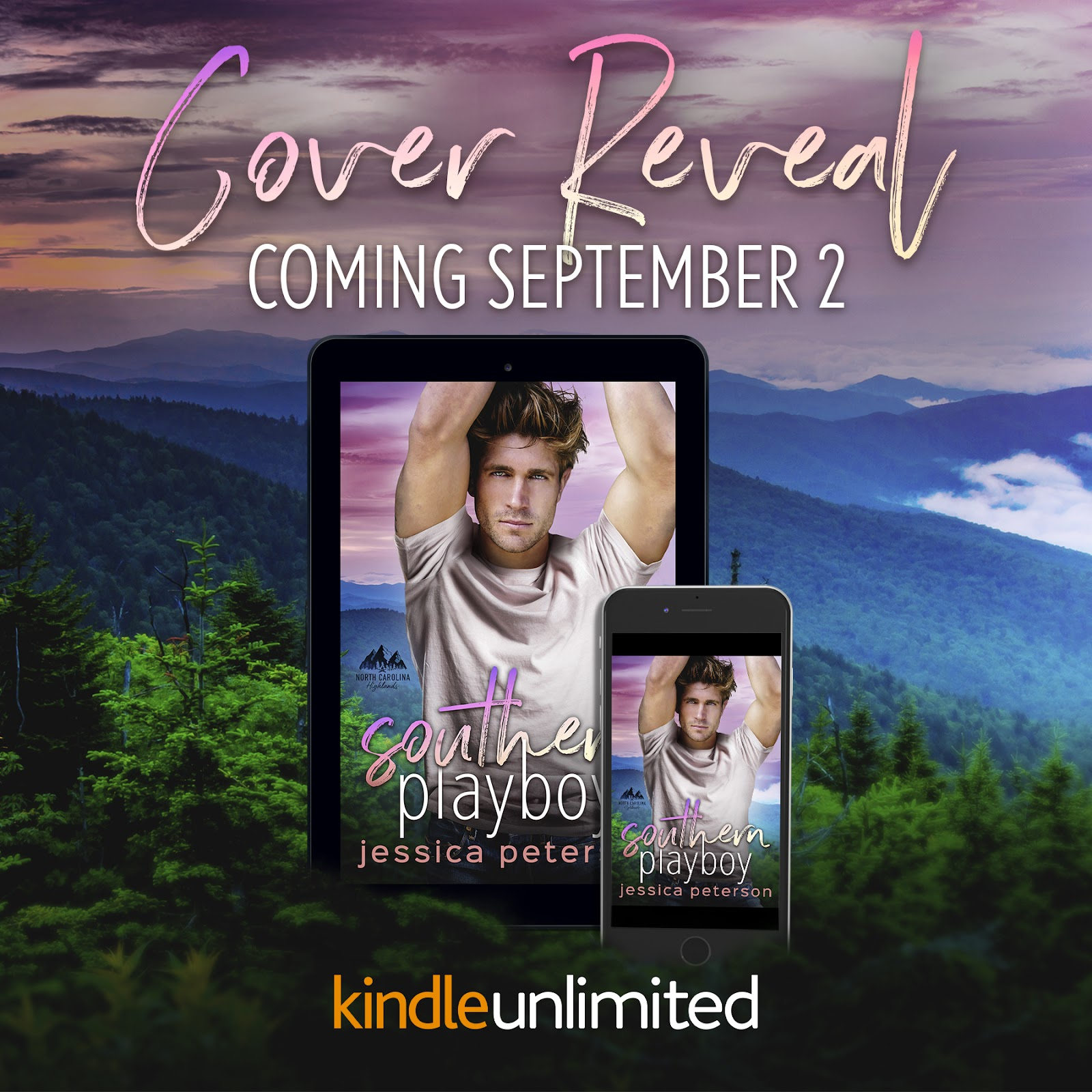 Southern Playboy by Jessica Peterson coming September 2