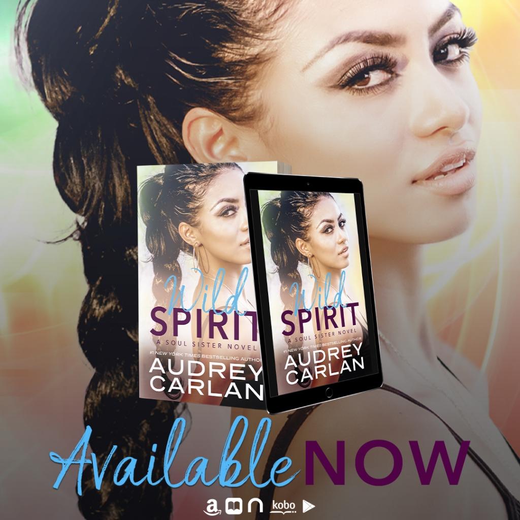 Wild Spirit by Audrey Carlan
