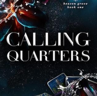 Cover Reveal: Calling Quarters by Jen Stevens