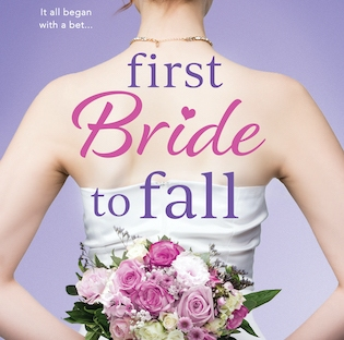 Cover Reveal: First Bride to Fall by Ginny Baird
