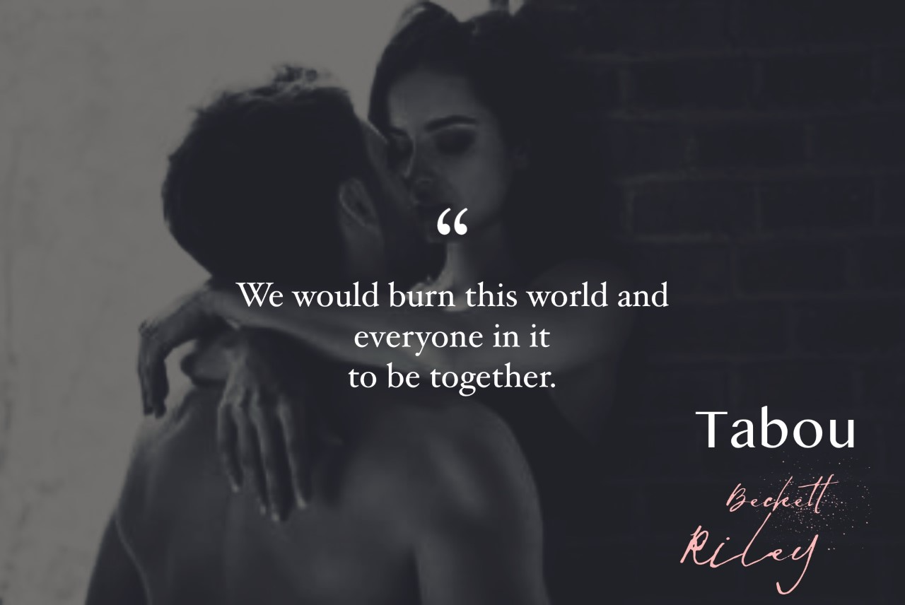 Tabou by Beckett Riley