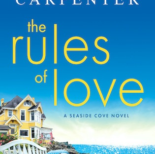 Cover Reveal: The Rules of Love by Kerri Carpenter
